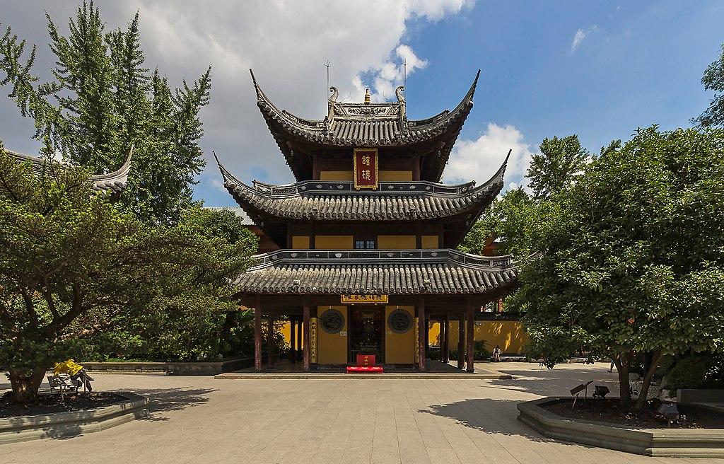 Shanghai - Longhua Tempel - 0024