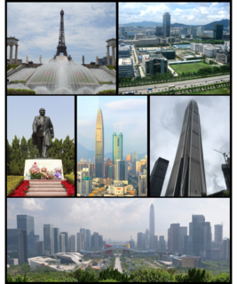 Shenzhen Prefecture-level and Sub-provincial city in Guangdong, Peoples Republic of China