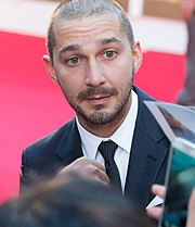 Shia LaBeouf at the TIFF premiere of Man Down.jpg
