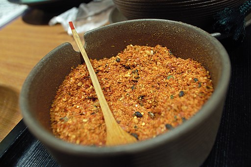 Shichimi tougarashi by june29