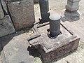 Shivlinga outside of temple.jpg