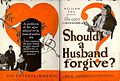 Should a Husband Forgive (1919) - Ad.jpg