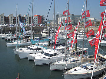 Jersey Boat Show 2011