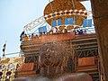 Shravanbelgola Gomateshvara head offerings.jpg