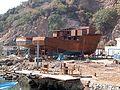 Shrimp Boats Under Construction - panoramio.jpg