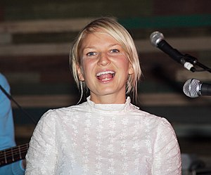 Colour the Small One - Sia at The Parish in Austin, 2006