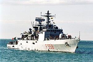 Tragedy of Otranto - The Italian Navy corvette Sibilia