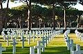 Sicily-Rome American military Cemetery in Nettuno near Anzio.jpg