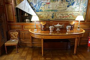 Ince and Mayhew - Sideboard by Ince and Mayhew, 1786