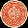 Siegelmarke Betriebs - Direction der Kaiserlich Königlich Privaten Böhmischen Westbahn in Prag W0219172.jpg