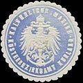 Siegelmarke K. Marine Küstenbezirksamt Kurland W0337668.jpg