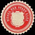 Siegelmarke Siegel der Stadt Elze W0246477.jpg