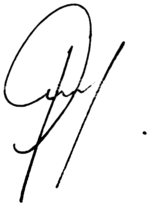 Signature of Georgi Parvanov.png