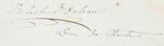 Signature of Prince Robert, Duke of Chartres.png