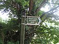 Signpost near Ruddlemoor Farm - geograph.org.uk - 915719.jpg