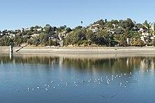 Silverlake Los Angeles Map.Silver Lake Los Angeles Wikipedia