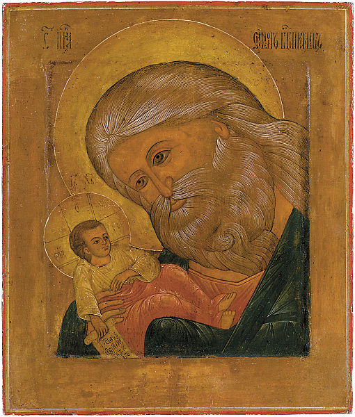 File:Simeon the God-Receiver (Old Believers, 19th c, priv.coll).jpg