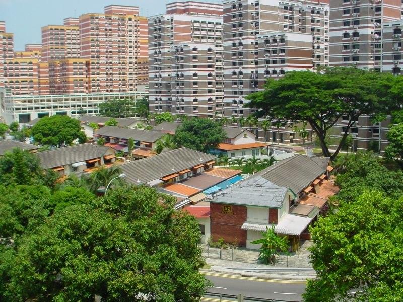 Singapore toa paoh houses