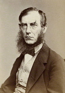 Portrait of Sir Joseph Dalton Hooker