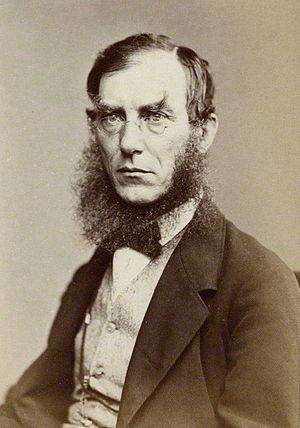 Portrait of Sir Joseph Dalton Hooker