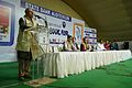 Sirshendu Mukhopadhyay - Award Presentation Ceremony - 38th International Kolkata Book Fair - Milan Mela Complex - Kolkata 2014-02-07 8532.JPG