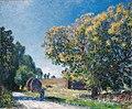 Sisley - Autour-De-La-Foret,-Une-Clairiere.jpg