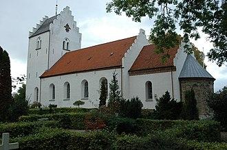 Hornsherred - Skibby Church