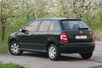 Škoda Fabia - Hatchback (facelift)