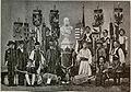 Skupina iz igre »Živela Avstrija!« v Marijanišču 1896.jpg