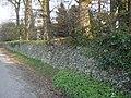 Slate Wall - geograph.org.uk - 384571.jpg