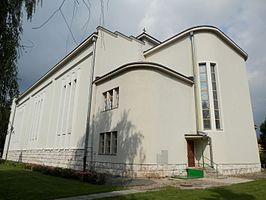 Our Lady of Sorrows Church, Poprad