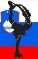 Slovenia figure skater pictogram.png