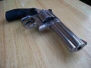 Smith & Wesson .357 Model 686 Plus barrel view