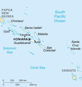 salomonøyene kart Salomonøyene – Wikipedia salomonøyene kart