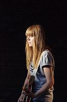 Sophia Poppensieker (Tonbandgerät) (Rio-Reiser-Fest Unna 2013) IMGP8083 smial wp.jpg