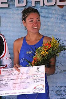 Sophie Coleman British triathlete