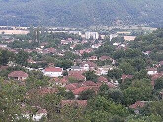 Sopotnica, Demir Hisar - Panorama of Sopotnica