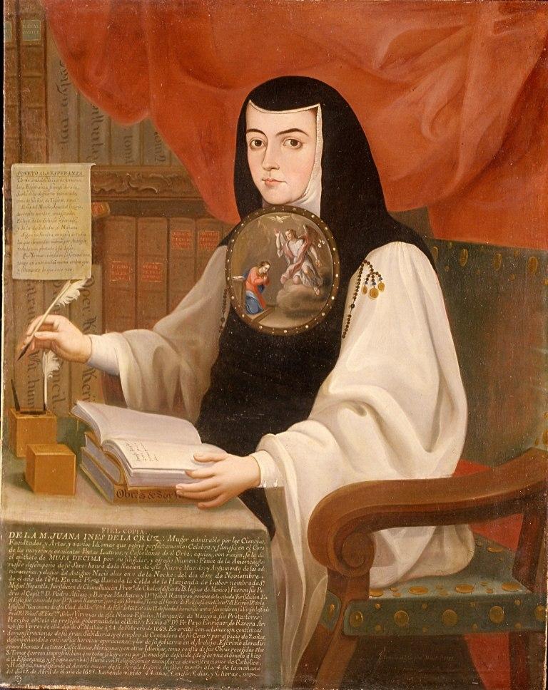 Sor Juana In%C3%A9s de la Cruz (1772)