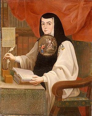 Sor Juana Inés de la Cruz (1772)
