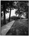 South corner - Kettering Government Center, 3600 Shroyer Road, Kettering, Montgomery County, OH HABS OHIO,57-KET,1-2.tif