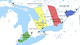 Grade 5 Blank Map Of Canada.Upper Canada Wikipedia