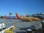 Southwest Airlines aircraft at San Francisco International Airport 05.jpg