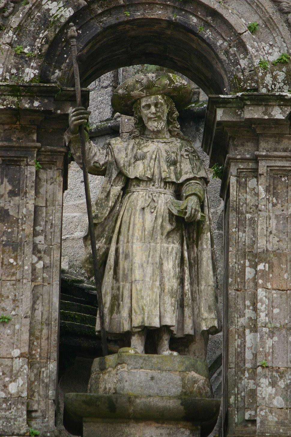 Pórtico da catedral.