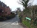 Sparrows End Lane, Brewood - geograph.org.uk - 1805190.jpg