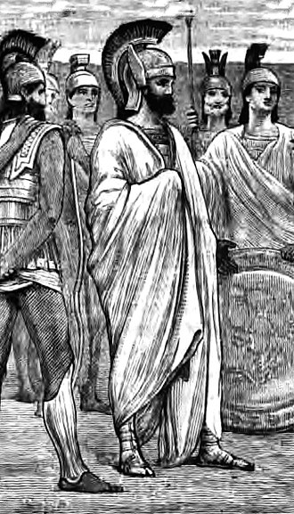 Agesilaus II - Image: Spartan King Agesilaus