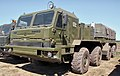 Special wheeled chassis BAZ-M6910E in 2010.jpg