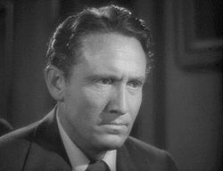 Spencer Tracy 在1941年电影 Dr. Jekyll and Mr. Hyde 中的剧照