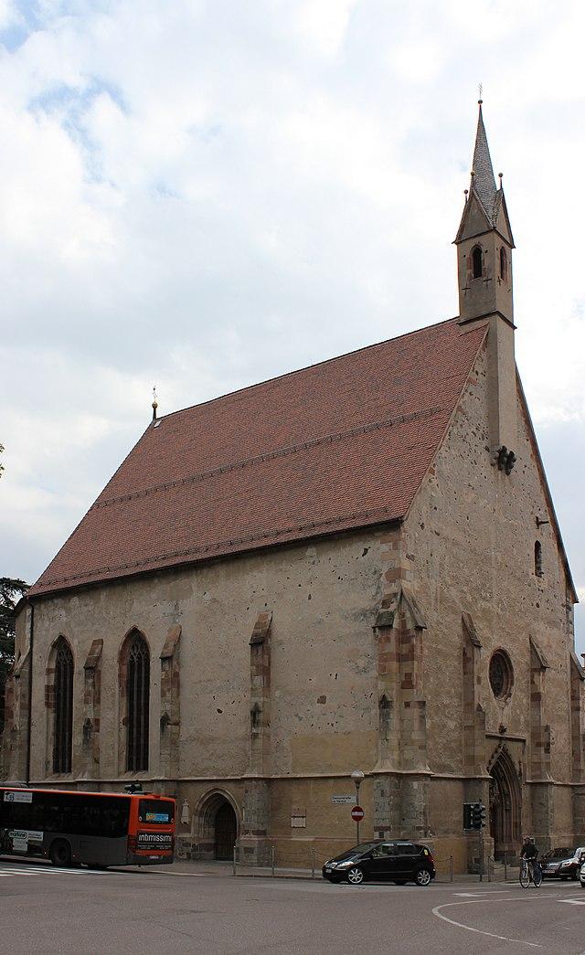 Holy Spirit Church, Merano