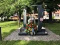 Spomenik pripadnicima SFOR u Doboju (Portuglaski bataljon).jpg