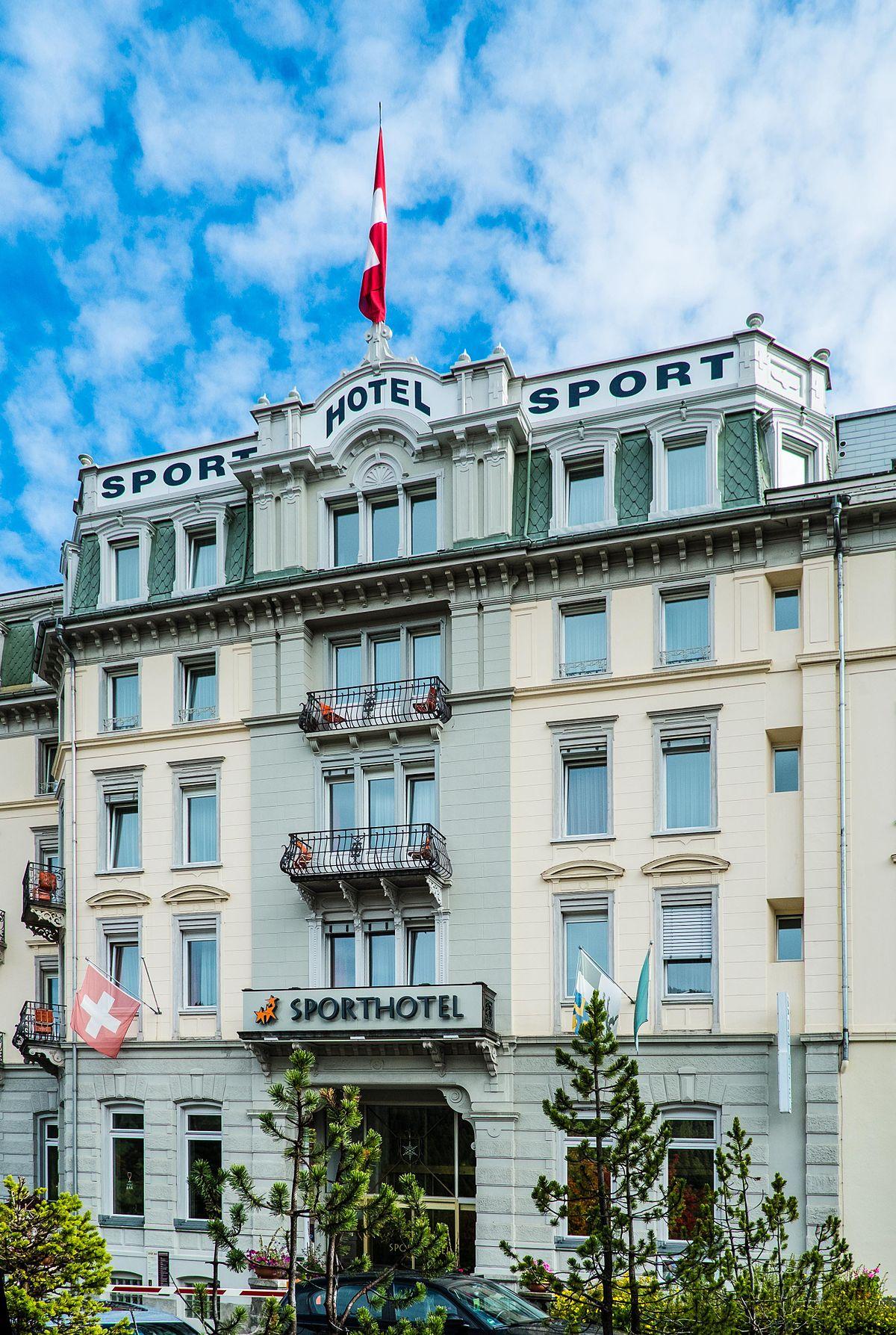 Sporthotel Pontresina – Wikipedia